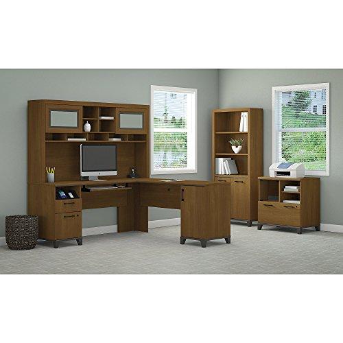 Bush Furniture 4 Shelf Bookcase - 9