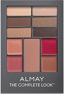 adebeb18e3b Almay One Coat Multi-Benefit Mascara, Black Brown, 0.24 Fluid Ounce ...