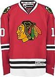 Patrick Sharp Chicago Blackhawks Red Reebok NHL Premier Jersey Trikot