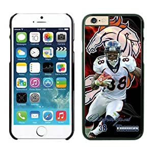 NFL Denver Broncos Demaryius Thomas Case Cover For SamSung Galaxy S6 Black NFL Case Cover For SamSung Galaxy S6 12785