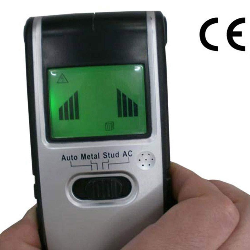 Four 3 In 1 Multifunctional Digital LCD Display Sound Warning Detector Scanner for Wood/Metal/Voltage