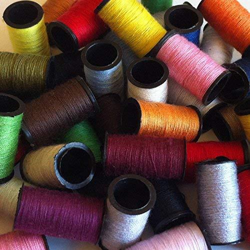 SEWING KIT Mini sewing kit Over 130 DIY Premium Sewing Supplies 38 Spools ...