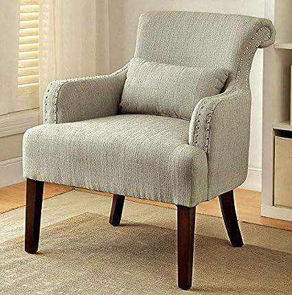 Amazon.com: Hebel Celina Accent Chair | Model CCNTCHR - 298 ...