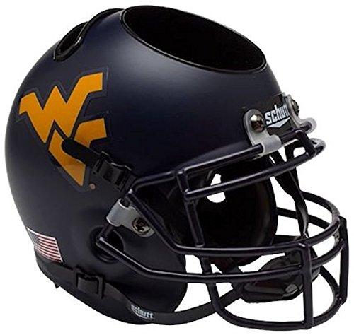 Schutt NCAA West Virginia Mountaineers Mini Helmet Desk Caddy by Schutt