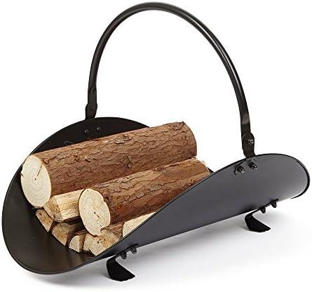 Rocky Mountain Firewood Basket Holder