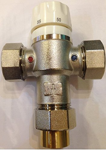 Reliable Blender/Mixing Valve For Underfloor Heating 22mm Compression Reliance