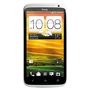 HTC One X 16GB Unlocked GSM 4G LTE Dual-Core Smartphone - White