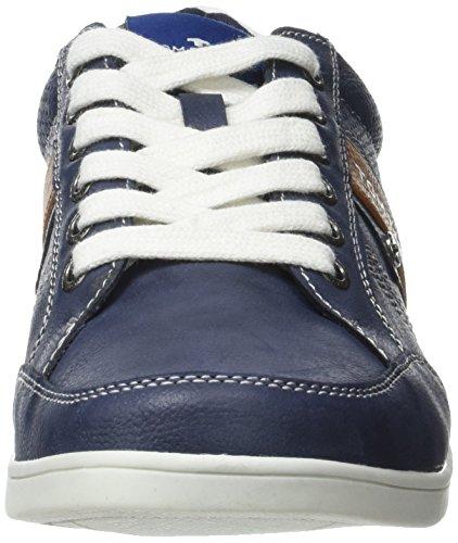 Tom Tailor 2780204 - Zapatillas de casa Hombre azul (navy)