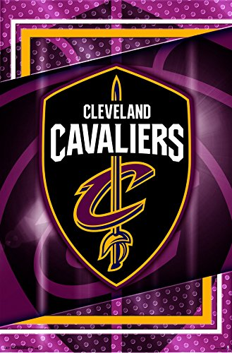 Trends International Cleveland Cavaliers - Logo Wall Poster, 22.375