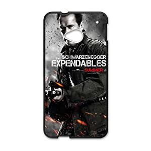 The Expendables HTC One M7 Cell Phone Case Black MUS9133257