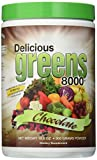 Cheap Greens World Delicious 8000 Supplement, Chocolate, 10.6 Ounce