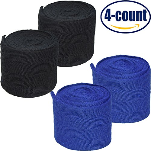 Cotton Boxing Hand Wraps - 8