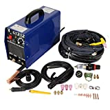 TIG Welder - Iglobalbuy Portable 3 in 1 Combo Welding Machine Multi Functional Air Inverter Plasma Cutter CT312 Multi Functional TIG/MMA / Welder Welding Machine 220V/110V
