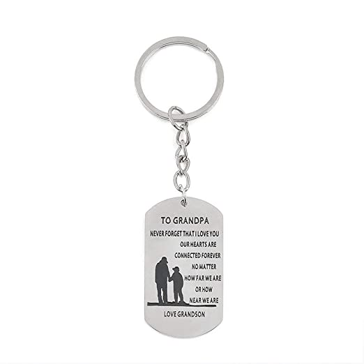 Amazon.com: Grandpa Gifts Never Forget That I Love You to ...