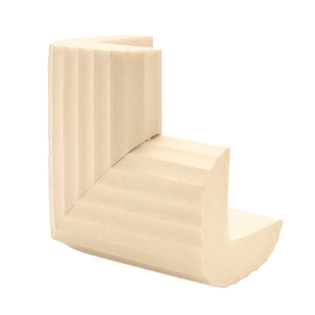 Study Desk Baby Proof Corner Protector for Dining Table 6x3.5x1.2cm White Coffee Table Wardrobe Furniture Bookshelf Blesiya 10Pcs//Pack Baby Kids Safe Corner Guards