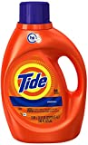Tide Original High Efficiency Liquid Laundry Detergent, 100 oz (Pack of 12)