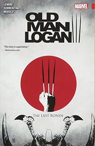 Wolverine: Old Man Logan Vol. 3: The Last Ronin (Wolverine: Old Man Logan (2015))
