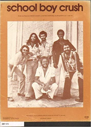 School Boy Crush as recorded by the Average White Band