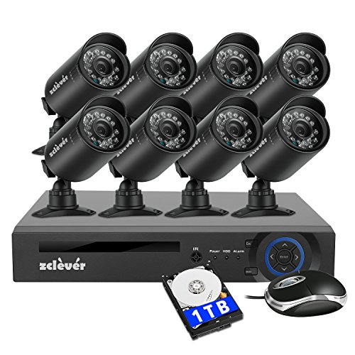 Dvr Surveillance Security System - 5