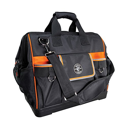 Tradesman Pro Wide-Open Tool Bag Klein Tools 55469 by Klein Tools