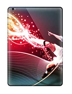 Hot New Football Case Cover For Ipad Air With Perfect Design