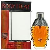 Parfums de Coeur Body Heat for Men Cologne Spray 2.5 Ounce