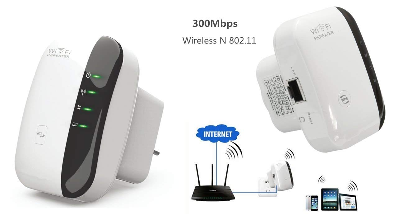 iBall 300M WRB300N MIMO Wireless-N Router