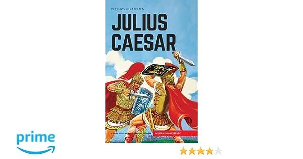 Amazon.com: Julius Caesar (Classics Illustrated) (9781911238157): William Shakespeare, Reed Crandall, George Evans, Leonard Cole: Books