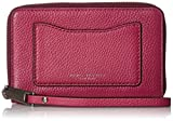 Marc Jacobs Recruit Zip Phone Wristlet, Wild Berry