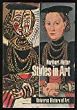 Styles in Art : An Historical Survey, Hutter, Heribert, 0876632053
