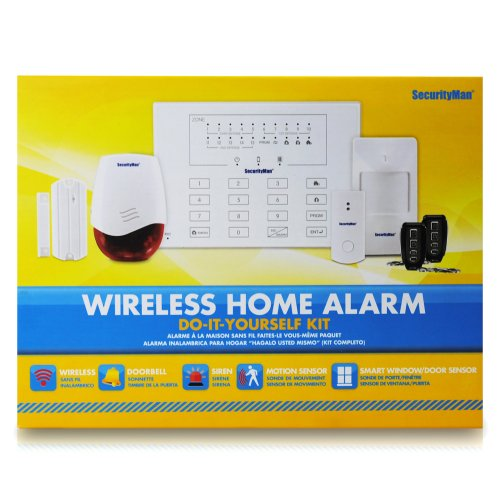 Top 10 Best Home Security Systems Wireless Do It Yourself