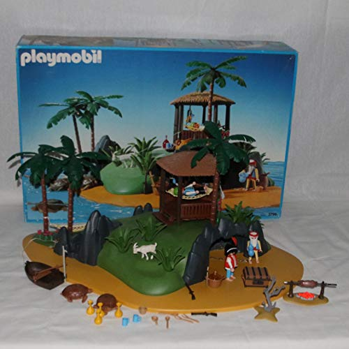 Playmobil 3799: Pirate Island