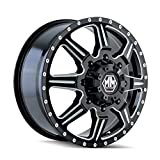 Mayhem Monstir 8101 Wheel with Painted Finish (19.5x6.75''/8x165.1mm)