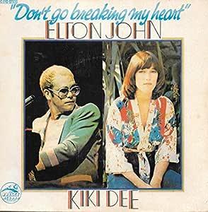 ELTON JOHN & KIKI DEE Don't Go Breaking My Heart 7