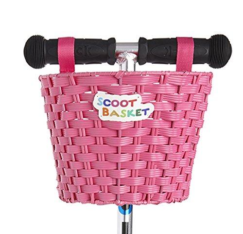Scoot Basket: Pink