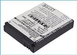 VINTRONS Rechargeable Battery 1100mAh For GoPro HD Hero Naked, HD Helmet Hero, HD Hero 960, Hero 2 HD2-14