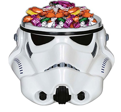 Star Wars Stormtrooper Candy Bowl (Star Wars Party Decorations)
