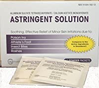 Aluminum Acetate Astringent Solution 12ct. , Pack of 3
