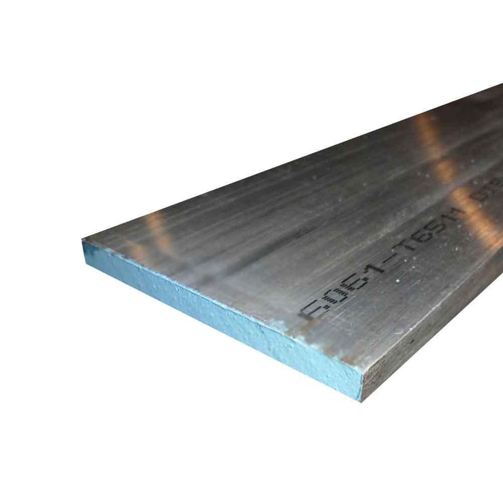 0.250 x 1.75 x 36 Online Metal Supply 6061 Aluminum Rectangle Bar