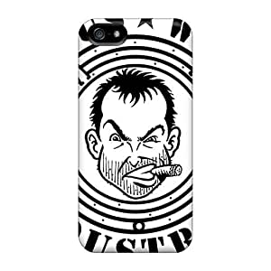 Iphone 5/5s YyS5511owKr Custom HD Godsmack Band Pictures Shockproof Cell-phone Hard Covers -EricHowe