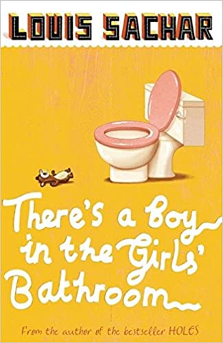 theres a boy in the girls bathroom amazoncouk louis sachar 9780747589525 books - Theres A Boy In The Girls Bathroom