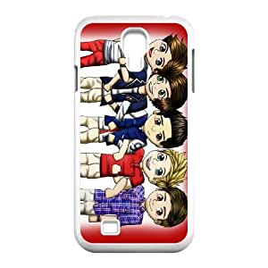 Samsung Galaxy S4 9500 Cell Phone Case White 1D cww