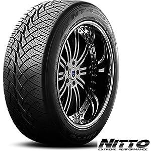 Amazon.com: Nitto (Series NT 420S) 265-50-20 Radial Tire ...