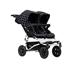 The most compact, fully featured, all-terrain side-by-side stroller in the market that is the same width as a single stroller. The Duet is the ultimate ride for siblings or twins, offering innovation like no other, comfortably taking you from...