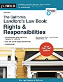 img - for California Landlord's Law Book, The: Rights & Responsibilities (California Landlord's Law Book : Rights and Responsibilities) book / textbook / text book