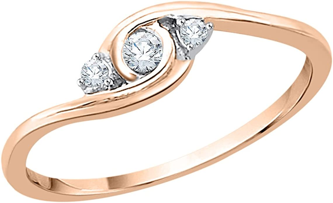 G-H,I2-I3 1//10 cttw, Diamond Wedding Band in 10K White Gold Size-4.25