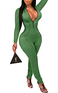 CYJ-shiba Womens Summer Club Party See Through Mesh Jumpsuits One Piece Rompers