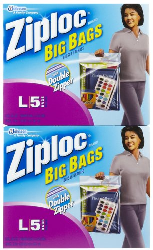 ziploc big bags - 8