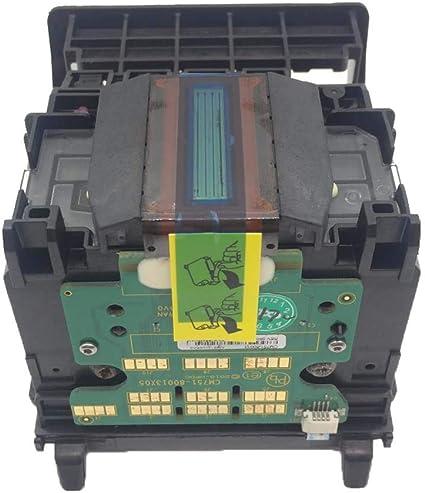 Ouguan - Cabezal de impresión CM751-80013A 950 951 950XL 951XL ...
