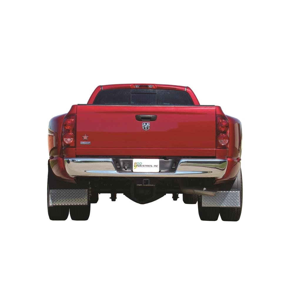 Go Industries S70735SET Mud Flap for Chevy//GMC 07-08